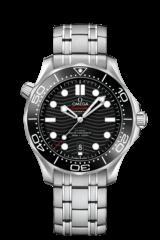 Diver 300M オメガ コーアクシャル マスター クロノメーター 42mm
